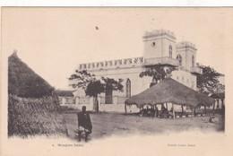MOSQUEE DAKAR. FORTIER PHOTO, DAKAR. CPA CIRCA 1900s - BLEUP - Sénégal
