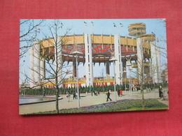 The New York Pavilion    NY World's  Fair  1964-65  >>  Ref 3334 - Exhibitions