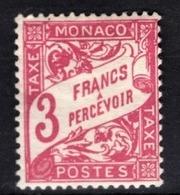 MONACO 1924 / 1932  N° 25   - NEUF* - Postage Due