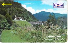 MALAYSIA(GPT) - Cameron Highlands, CN : 52MSAE/B, Tirage 50000, Used - Malaysia