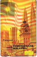 MALAYSIA(GPT) - New Kuala Lumpur, CN : 123USBB, Tirage 20000, Used - Malaysia