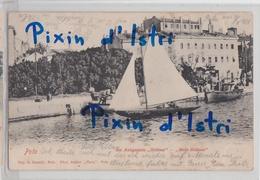 Pola - Istria - 1901. - Croatia
