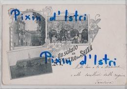 San Pietro In Selve - Istria - 1899. - Croatia