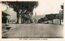 GRAHAMSTOWN MAKHANDA SOUTH AFRICA HILL STREET AFRIQUE DU SUD - Zuid-Afrika