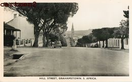 GRAHAMSTOWN MAKHANDA SOUTH AFRICA HILL STREET AFRIQUE DU SUD - South Africa