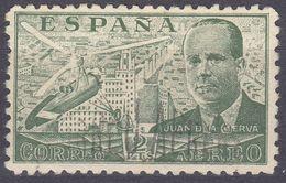 ESPAÑA - SPAGNA - SPAIN - ESPAGNE - 1939- Yvert Posta Aerea 200 Usato. - Usati