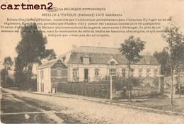 MESLIN-L'EVEQUE MAISON CHATEAU FENELON CONSTRUITE PAR L'ARCHEVEQUE - België