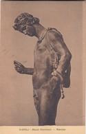 NARCISO. MUSEO NAZIONALE, NAPOLI. ED E RAGOZINO. CPA CIRCA 1900s - BLEUP - Sculture