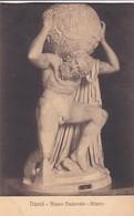 ATLANTE. MUSEO NAZIONALE, NAPOLI. ED E RAGOZINO. CPA CIRCA 1900s - BLEUP - Sculture