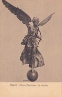 LA VITTORIA. MUSEO NAZIONALE, NAPOLI. ED E RAGOZINO. CPA CIRCA 1900s - BLEUP - Sculture