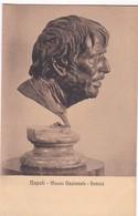 SENECA. MUSEO NAZIONALE, NAPOLI. ED E RAGOZINO. CPA CIRCA 1900s - BLEUP - Sculture