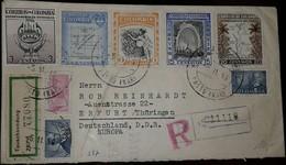 O) 1956 COLOMBIA, NICOLAS OSORIO - POMPILIO MARTINEZ - SALT CATHEDRALZIPAQUIRA SALINAS -PLATINUM - INDUSTRY - ,FROM P - Colombia