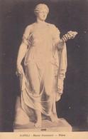 FLORA. MUSEO NAZIONALE, NAPOLI. ED E RAGOZINO. CPA CIRCA 1900s - BLEUP - Sculture
