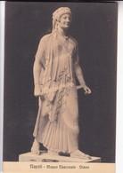 DIANA. MUSEO NAZIONALE, NAPOLI. ED E RAGOZINO. CPA CIRCA 1900s - BLEUP - Sculture