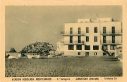 ALMUNECAR PENSION RESIDENCIA MEDITERRANEO GRANADA ESPANA - Granada