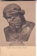 DIONISIO. MUSEO NAZIONALE, NAPOLI. ED E RAGOZINO. CPA CIRCA 1900s - BLEUP - Sculture