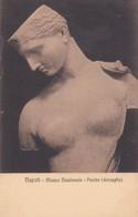 PSICHE, DETTAGLIO. MUSEO NAZIONALE, NAPOLI. ED E RAGOZINO. CPA CIRCA 1900s - BLEUP - Sculture