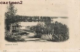KARVIA HEINÄVESI FINLAND FINLANDE 1900 - Finland