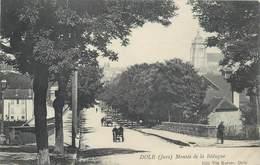 """CPA FRANCE 39 """"Dole, Montée De La Bédugue"""" - Dole"""