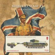 Montserrat    2018   World War II  ,tank  I201901 - Montserrat