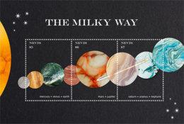 Nevis   2018  Milky Way  I201901 - St.Kitts And Nevis ( 1983-...)