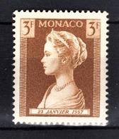 MONACO 1957 -  N° 480 - NEUF** /2 - Unused Stamps