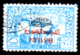 Siria-00074 - Valori Del 1946: Y&T N. 10 (o) Used - Senza Difetti Occulti. - Siria