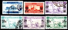 Siria-00075 - Valori Del 1948 (++/o) MNH/Used - Senza Difetti Occulti. - Siria
