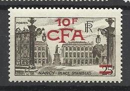 Réunion Poste   N°  304   Place Stanislas Nancy          Neuf *  * TB =  MNH  VF          Soldé à Moins De  20  %  ! ! ! - Unused Stamps