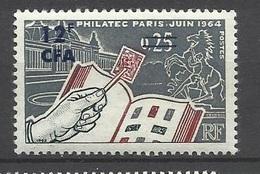 Réunion Poste   N°  359  Philatec     Neuf *  * TB =  MNH  VF   Soldé  à Moins De 20 %  ! ! ! - Unused Stamps