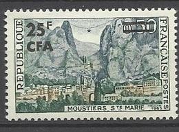 Réunion Poste   N°  364   Moustiers Sainte Marie  Neuf *  * TB =  MNH  VF   Soldé  à Moins De 20 %  ! ! ! - Unused Stamps