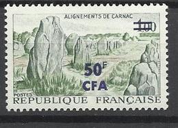 Réunion Poste   N°  377  Alignements De Carnac    Neuf *  * TB =  MNH  VF   Soldé  à Moins De 20 %  ! ! ! - Unused Stamps