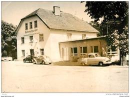 Photo Cpsm Cpm ALLEMAGNE. Bahnrestaurant. Bahnhofgaststätte. Pour Moyenmoutier Timbre Manquant - Non Classificati