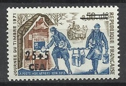 Réunion Poste   N°  394  Journée Du Timbre        Neuf *  * TB =  MNH  VF   Soldé  à Moins De 20 %  ! ! ! - Unused Stamps