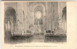 61kn 1504 CPA - INTERIEUR DE LA BASILIQUE DE SAINTE ANNE D'AURAY - Sainte Anne D'Auray