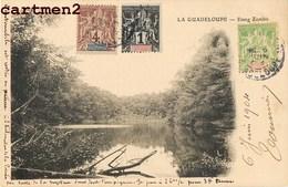 GUADELOUPE ETANG ZOMBIS SAINT-BARTHELEMY ?  1900 - Guadeloupe