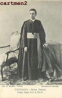 VATICANO MONSEINGEUR PESCINI PIO X PAPE ITALIA VATICAN RELIGION ITALIA CHRISTIANISME - Päpste