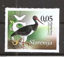 SLOVENIA 2017,FAUNA,BIRDS,REPRINT,MNH - Slovenia