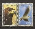 MONTENEGRO  2007,BIRDS,LAURUS,AQUILA,ANIMALS,MNH - Vögel