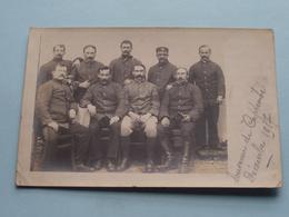 Prisonnier > Envoi Par Soldat Leroy ( 14850 ) Baraque 1B > FRIEDRICHSFELD - Anno 1917 > MAUBEUGE ( Détail Voir Photo ) - Oorlog, Militair