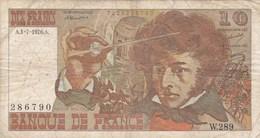 France - Billet De 10 Francs Type Hector Berlioz - 1er Juillet 1976 A - 10 F 1972-1978 ''Berlioz''