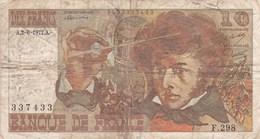 France - Billet De 10 Francs Type Hector Berlioz - 2 Juin 1977 A - 1962-1997 ''Francs''