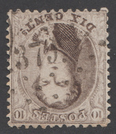 COB 14 - 375 ((VIELSAM)) - 1863-1864 Médaillons (13/16)
