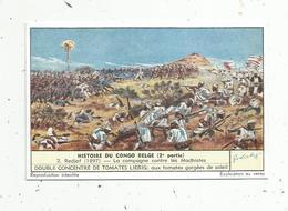 Chromo , LIEBIG , Histoire Du Congo Belge, 2 E Partie, N° 2 ,  REDJAF ,  La Campagne Contre Les MADHISTES - Liebig