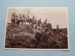 OGALALA WAR PARTY, Teton Sioux > Photo Edward S. Curtis 1907 ( AZUSA 1994 / Voir Photo ) ! - Indiens De L'Amerique Du Nord