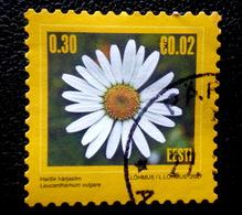 Flowers Estland , Estonia Estonia 2007 Mi 574 L Used Stamps  (o)  ALB - 62 - 19 - 6 - Estonia