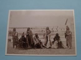 TREATY AT FORT LARAMIE > Photo Alexander Gardner 1868 ( AZUSA 1994 / Voir Photo ) ! - Indiens De L'Amerique Du Nord