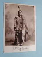 SITTING BULL > Photo By Palmquist & Jurgens 1884 ( AZUSA 1991 / Voir Photo For Detail ) ! - Indiens De L'Amerique Du Nord