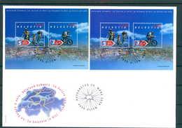 SCHWEIZ 2004 Ersttagsbrief (201964) - Schweiz
