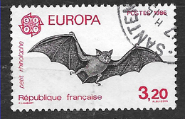 FRANCE 2417 Europa - Protection De La Nature Petit Rhinolophe . - Oblitérés